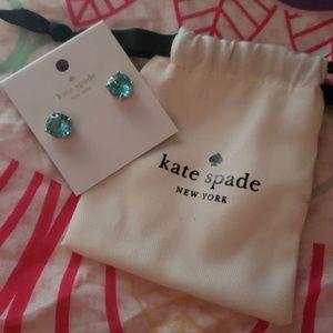Kate spade earrings & bracelet
